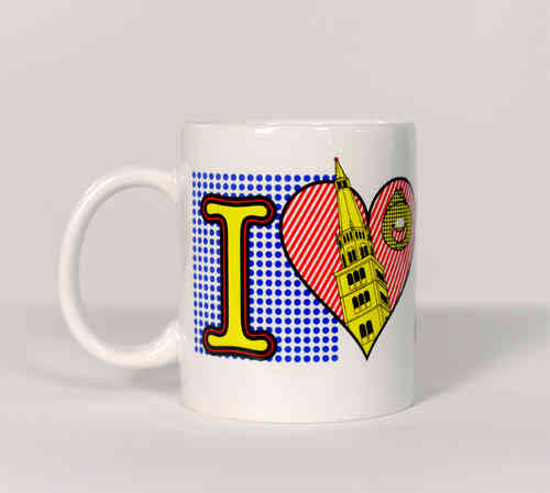 "Tazza ""I love Modena"" Roy"