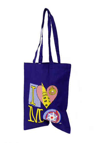 "Borsa Shopper ""I love Modena"" Viola"